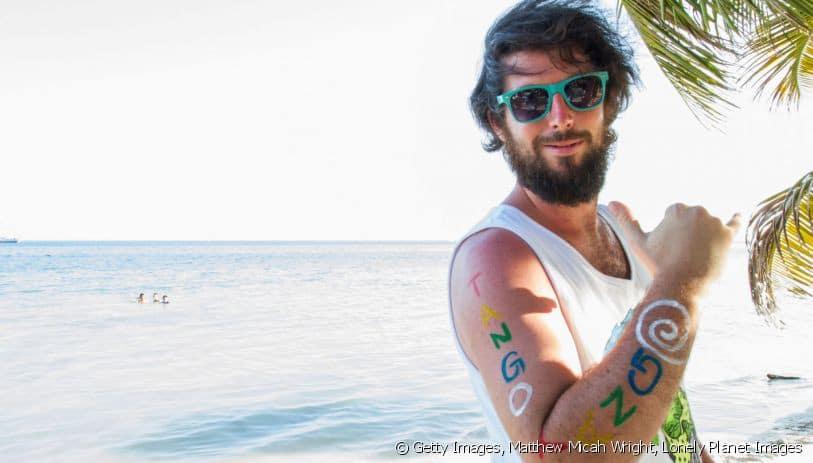 Sept façons de célébrer l'été avec des tatouages temporaires
