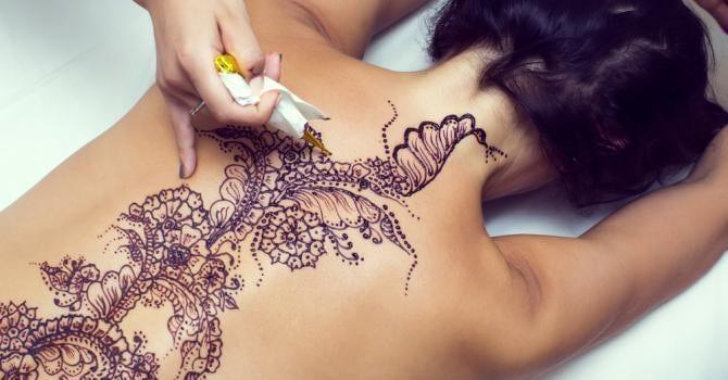 Comment fonctionnent les tatouages temporaires ?