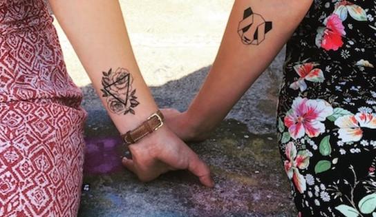 Designs de tatouages, Tatouage personnalisé