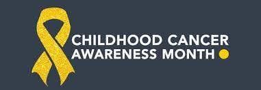 Septembre, mois de sensibilisation au cancer chez l'enfant