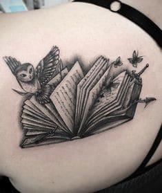 Promouvoir un livre pour enfants avec des tatouages personnalisés